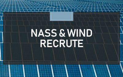 Nass&Wind recrute : 2 postes à pourvoir