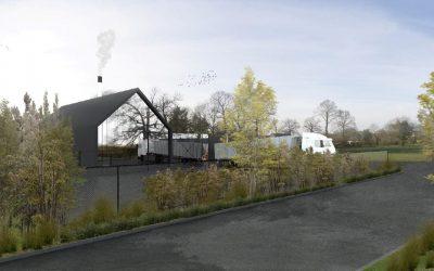 Réseaux de chaleur bois énergie de Roche aux Fées Communauté
