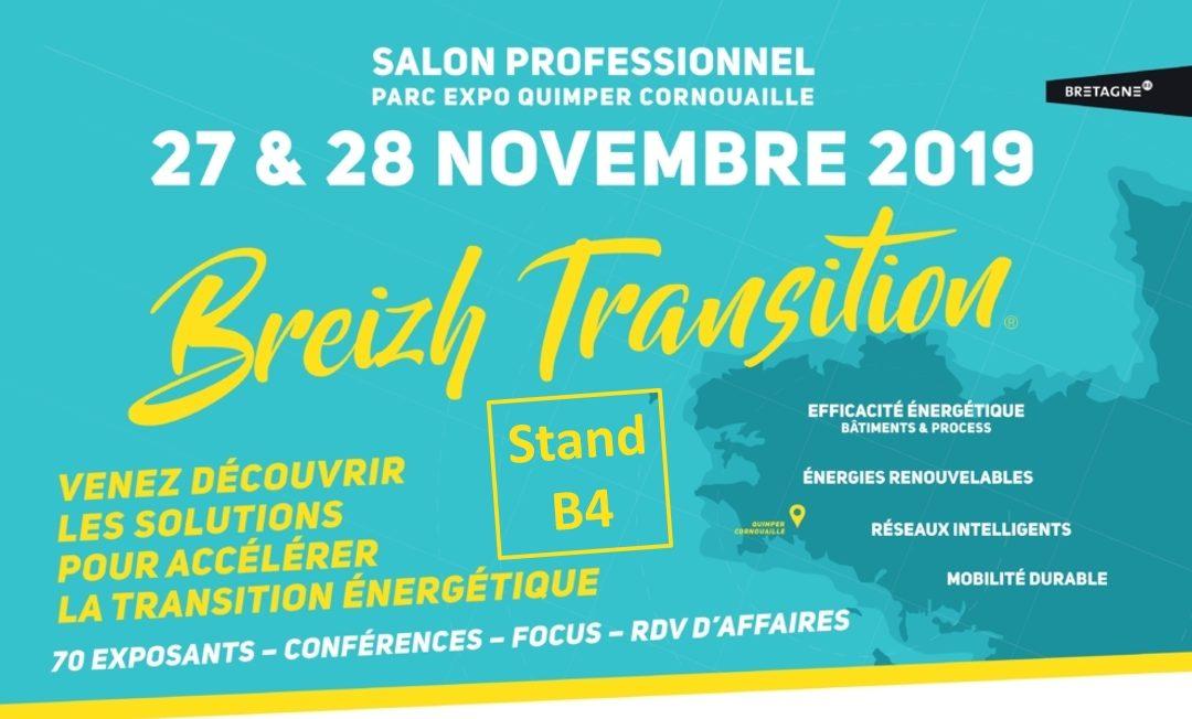 Nass&Wind présent au Salon Breizh Transition 2019