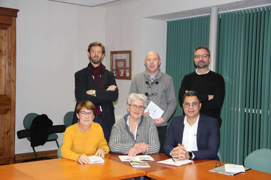 Article Ouest-France : Retiers. Un financement participatif pour se chauffer