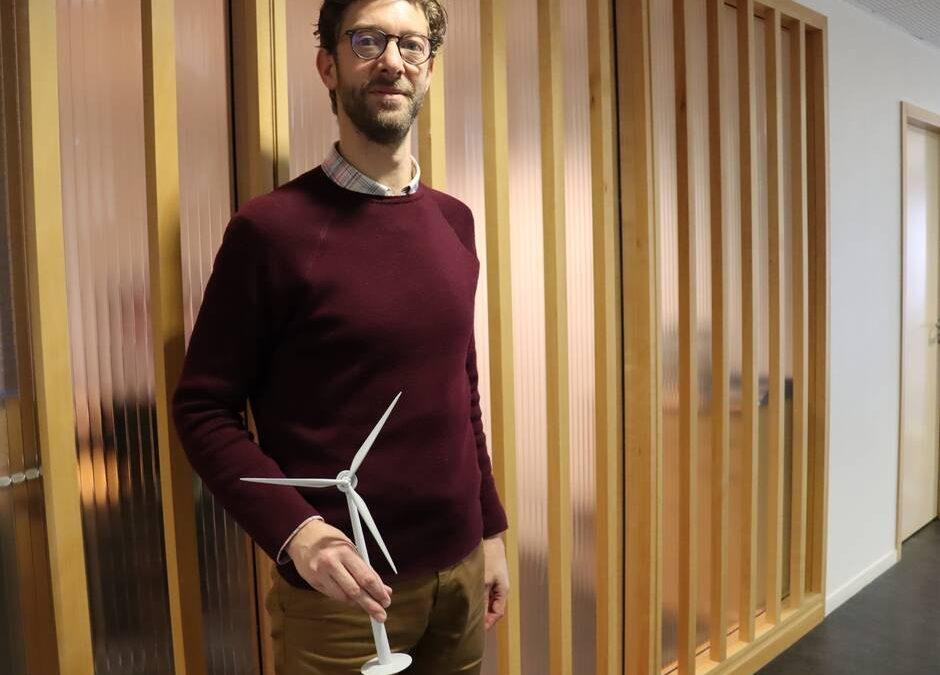 Article Ouest-France : Énergies vertes. Nass&Wind se recentre sur son cœur de métier